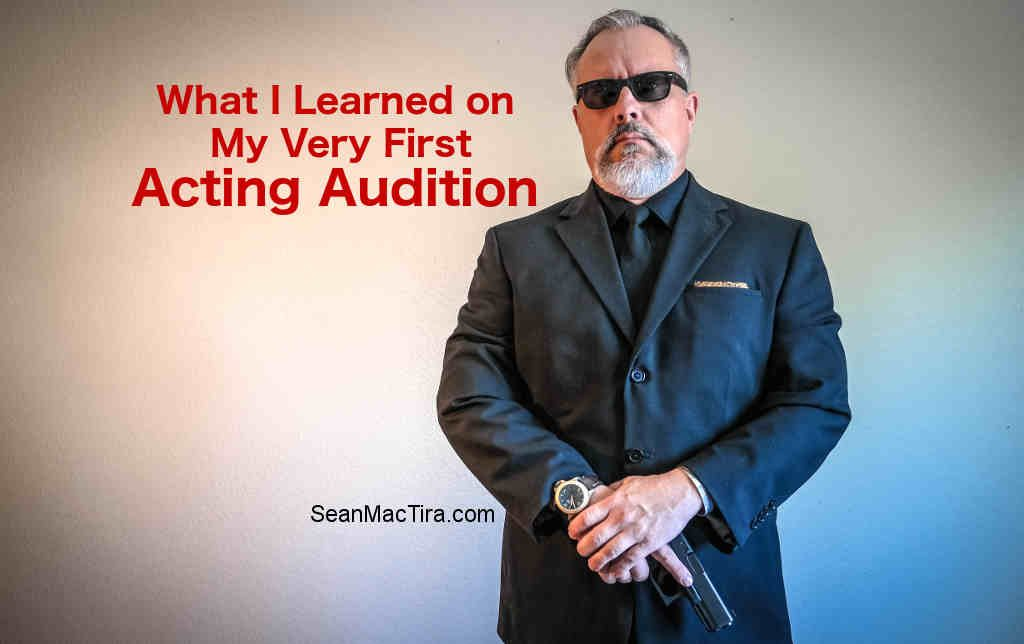What I Learned on My Very First Acting Audition